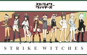 Anime - Strike Witches Wallpapers and Backgrounds ID : 146427