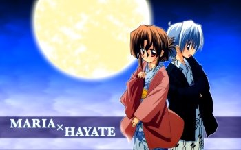Anime - Hayate No Gotoku! Wallpapers and Backgrounds ID : 146549