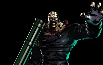 Comics - Resident Evil Wallpapers and Backgrounds ID : 146845