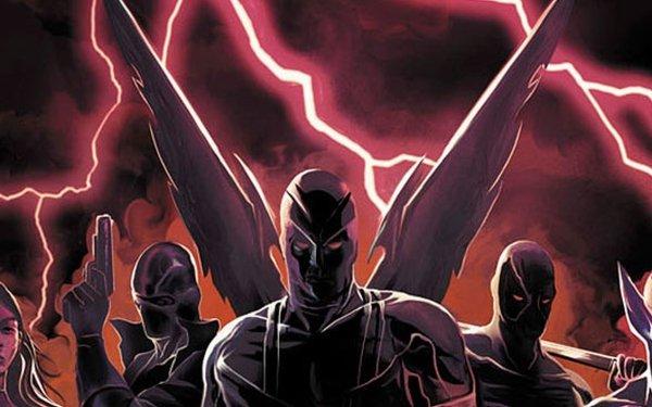 Comics Uncanny X-Force HD Wallpaper   Background Image