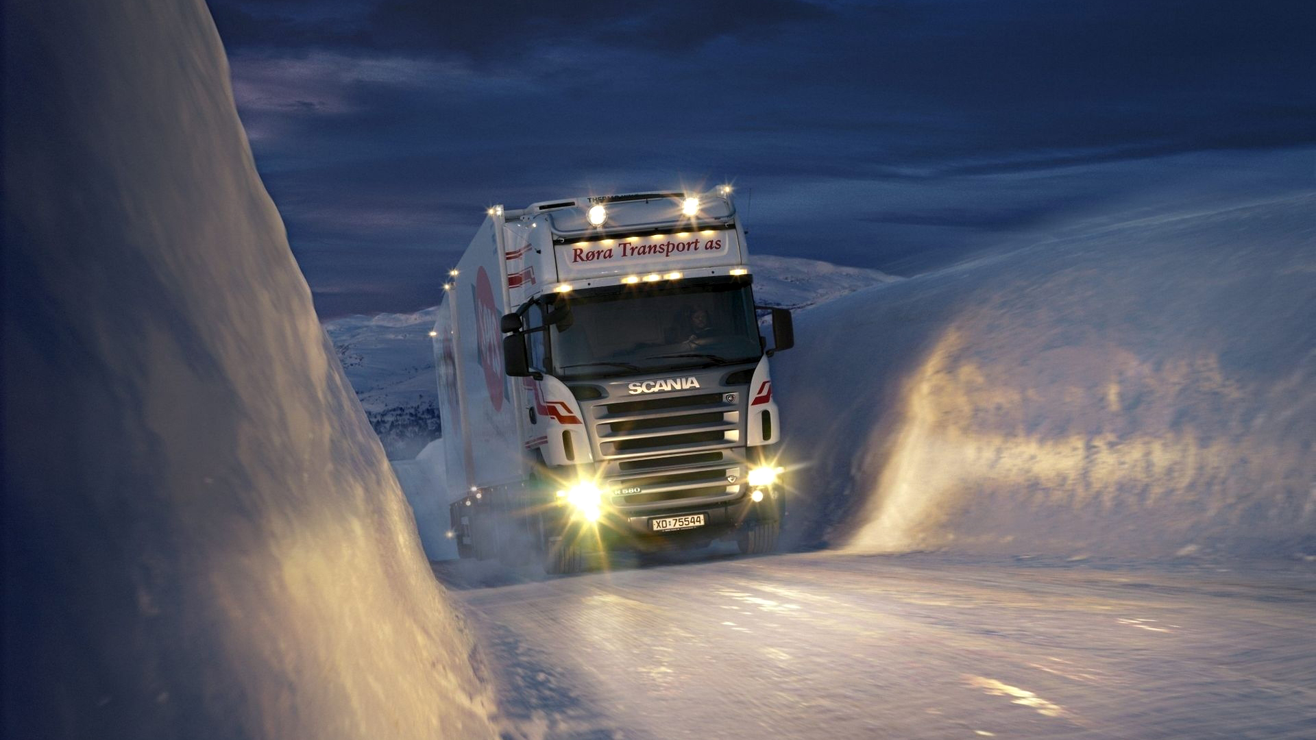 Truck Full HD Wallpaper and Background 1920x1080 ID147437