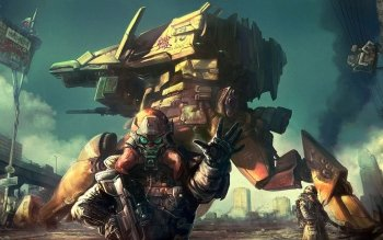 Sci Fi - Robot Wallpapers and Backgrounds ID : 147397