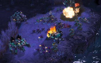 Video Game - Starcraft Wallpapers and Backgrounds ID : 14787