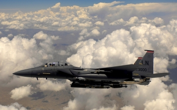 Military - Mcdonnell Douglas F-15e Strike Eagle Wallpapers and Backgrounds ID : 147965