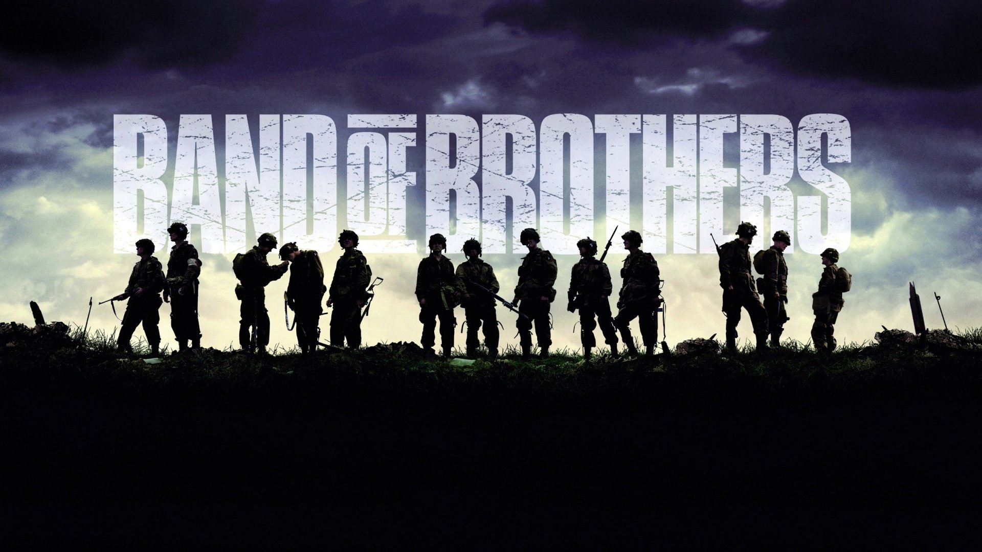 TV-program - Band Of Brothers  Bakgrund