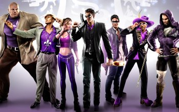 Video Game - Saints Row: The Third Wallpapers and Backgrounds ID : 149829