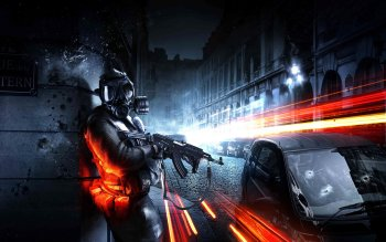 Video Game - Battlefield 3 Wallpapers and Backgrounds ID : 150145