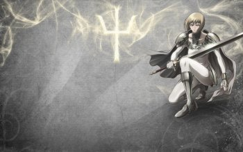 Anime - Claymore Wallpapers and Backgrounds ID : 150375