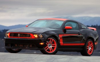 Fahrzeuge - Ford Mustang Boss 302 Wallpapers and Backgrounds ID : 150445