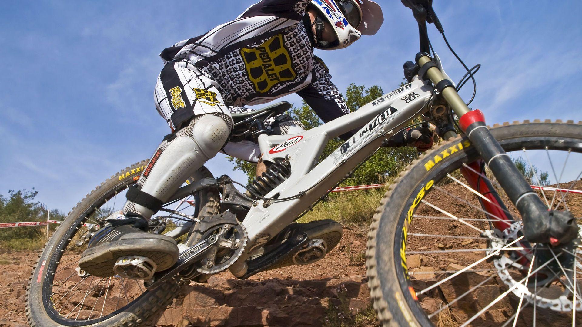 Sports - Bicycle  Mountain Bike Wallpaper