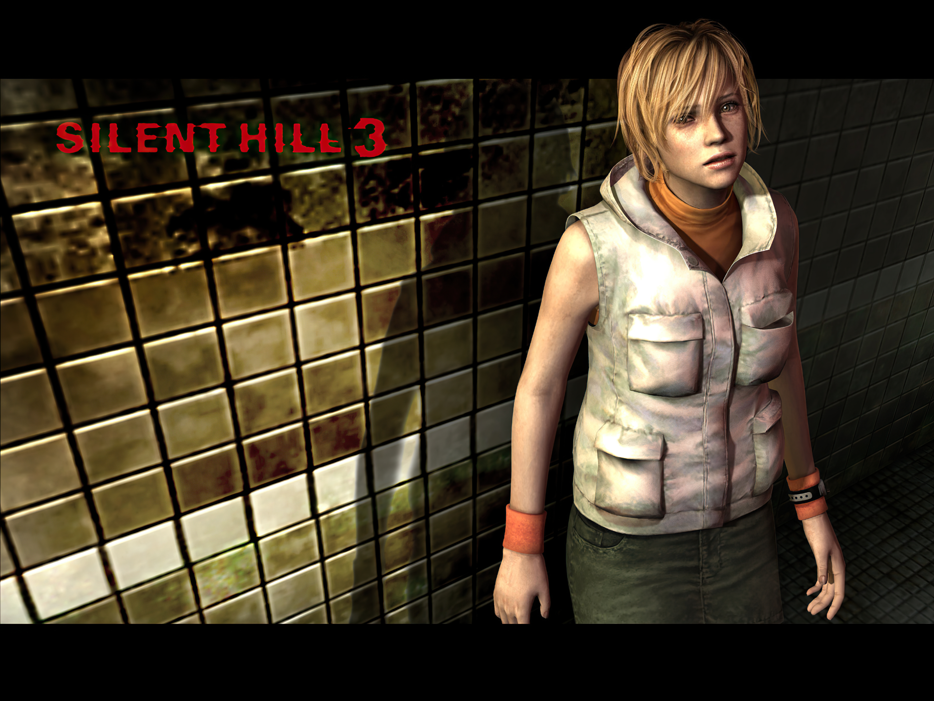 Silent Hill 3 Wallpaper: Heather Mason Wallpaper And Background Image