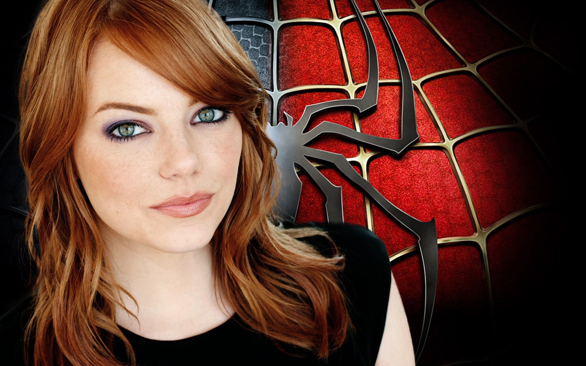 Celebrity - Emma Stone  - Celebrity - Photography - Cool Wallpaper