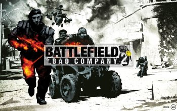 Video Game - Battlefield: Bad Company 2 Wallpapers and Backgrounds ID : 151205