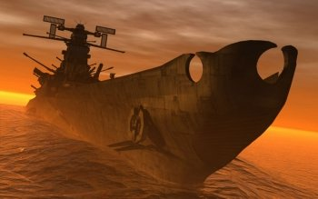 Sci Fi - Battleship Yamato Wallpapers and Backgrounds ID : 151255