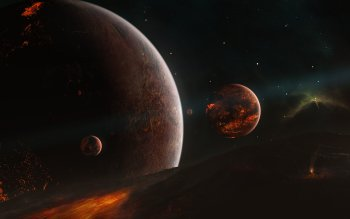 Sci Fi - Planets Wallpapers and Backgrounds ID : 151355
