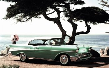 Vehículos - 1957 Chevrolet Bel Air Wallpapers and Backgrounds ID : 151559