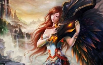 Fantasy - Women Wallpapers and Backgrounds ID : 151667