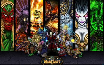 Video Game - World Of Warcraft Wallpapers and Backgrounds ID : 151927