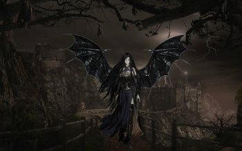 Dark - Demon Wallpapers and Backgrounds ID : 151989