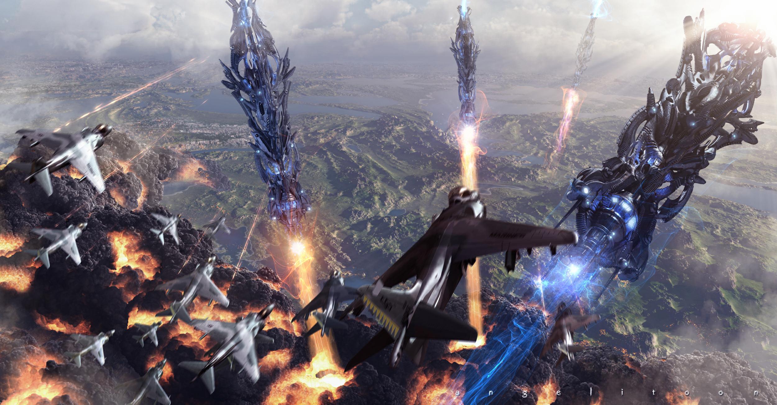 battle hd wallpaper background image 2500x1302 id