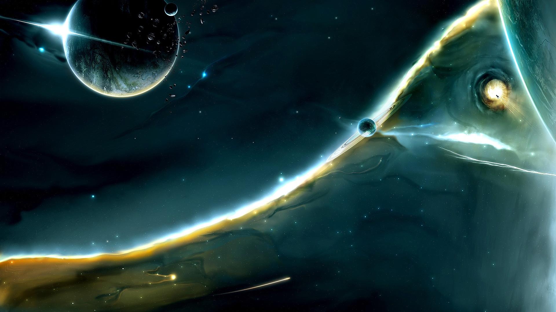 Sci Fi - Artistic  Wallpaper