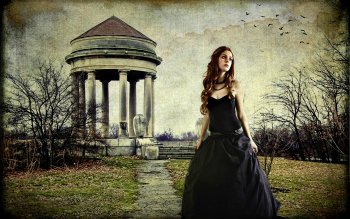 Women - Gothic Wallpapers and Backgrounds ID : 152045