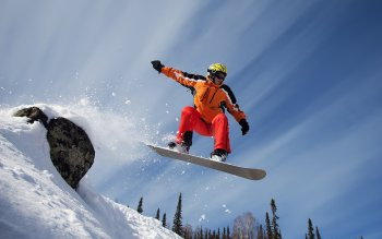 Sports - Snowboarding Wallpapers and Backgrounds ID : 152165