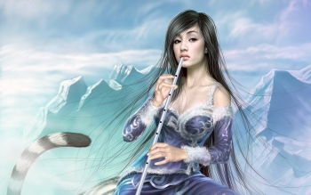 Fantasy - Women Wallpapers and Backgrounds ID : 152317