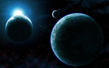 Sci Fi - Planets Wallpapers and Backgrounds ID : 152415