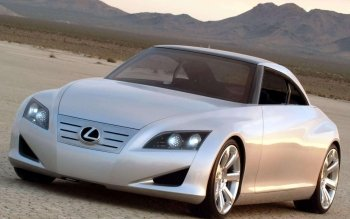 Vehicles - Lexus Wallpapers and Backgrounds ID : 152527
