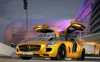 Vehicles - Mercedes Wallpapers and Backgrounds ID : 152987