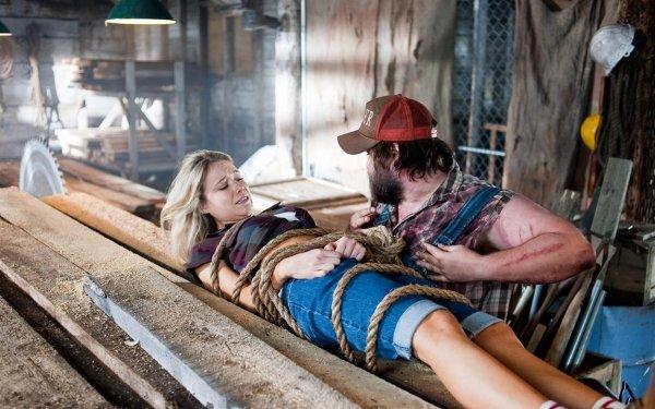 Movie Tucker & Dale vs. Evil Katrina Bowden Tyler Labine HD Wallpaper | Background Image