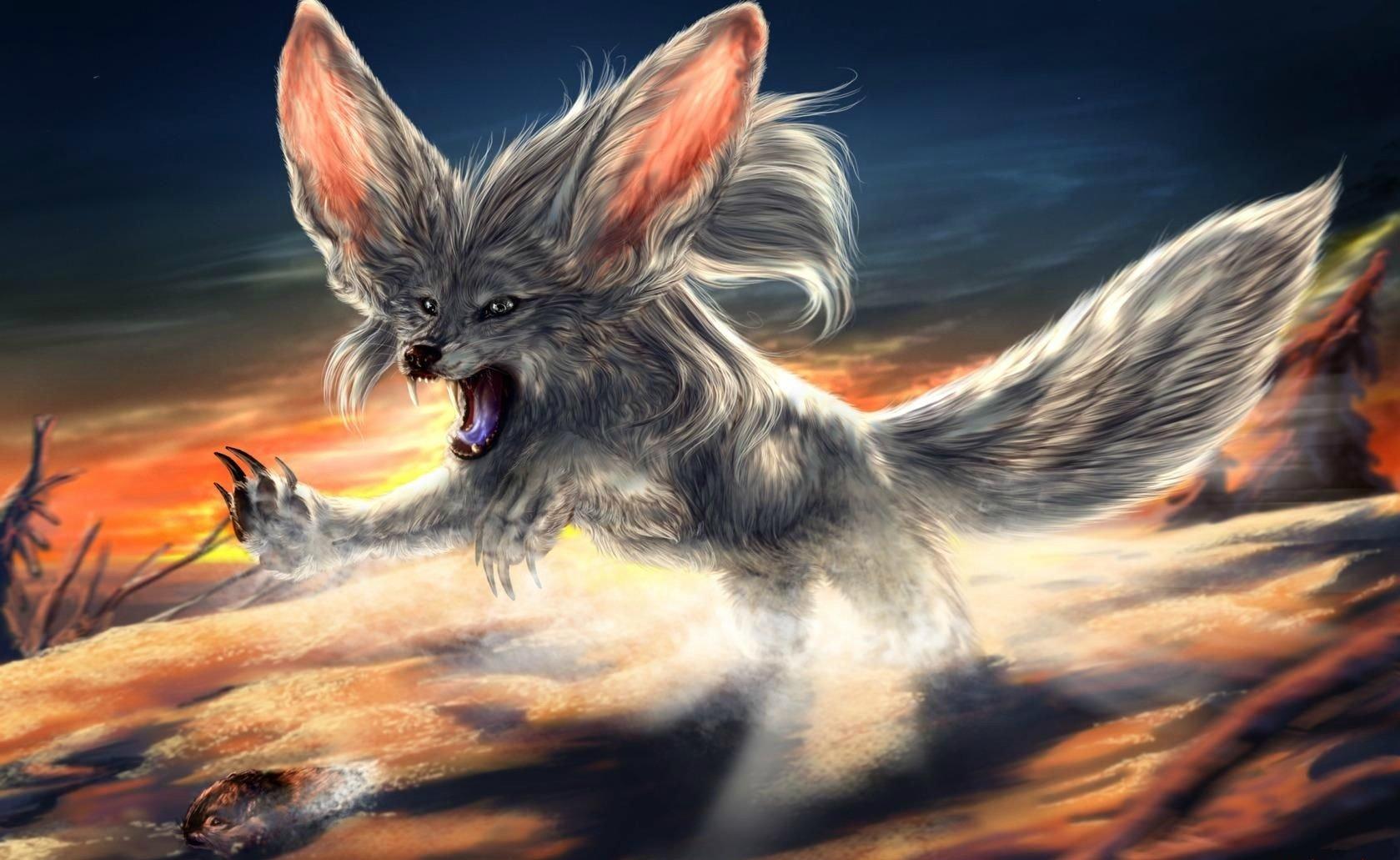 Fantasy Bilder Tiere