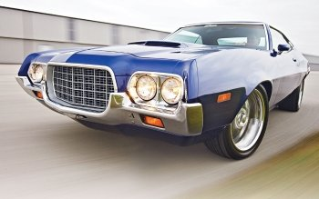 Veicoli - 1972 Ford Gran Torino Wallpapers and Backgrounds ID : 153139