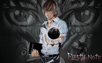 Anime - Death Note Wallpapers and Backgrounds ID : 153259