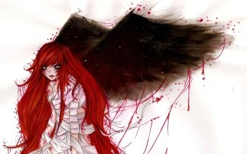 Dark - Angel Wallpapers and Backgrounds ID : 153825