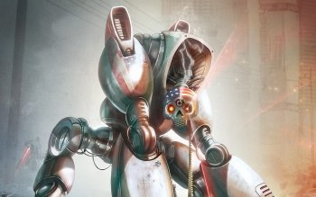 Science-Fiction - Roboter Wallpapers and Backgrounds ID : 154137