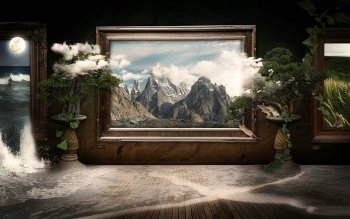 CGI - Artistic Wallpapers and Backgrounds ID : 154367