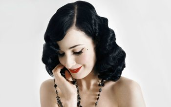 Beroemdheden - Dita Von Teese Wallpapers and Backgrounds ID : 154505