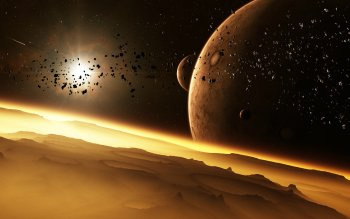 Sci Fi - Planets Wallpapers and Backgrounds ID : 154829