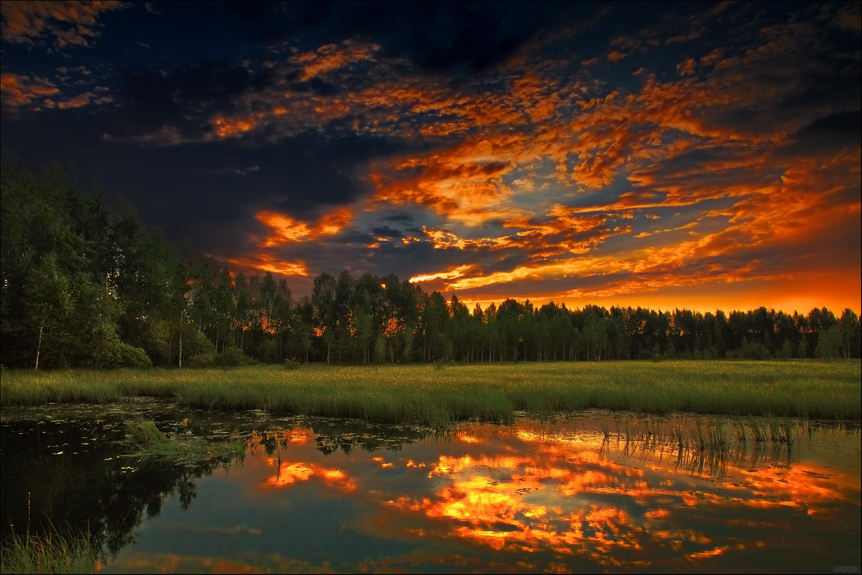 Fotografie - Scenic  Achtergrond