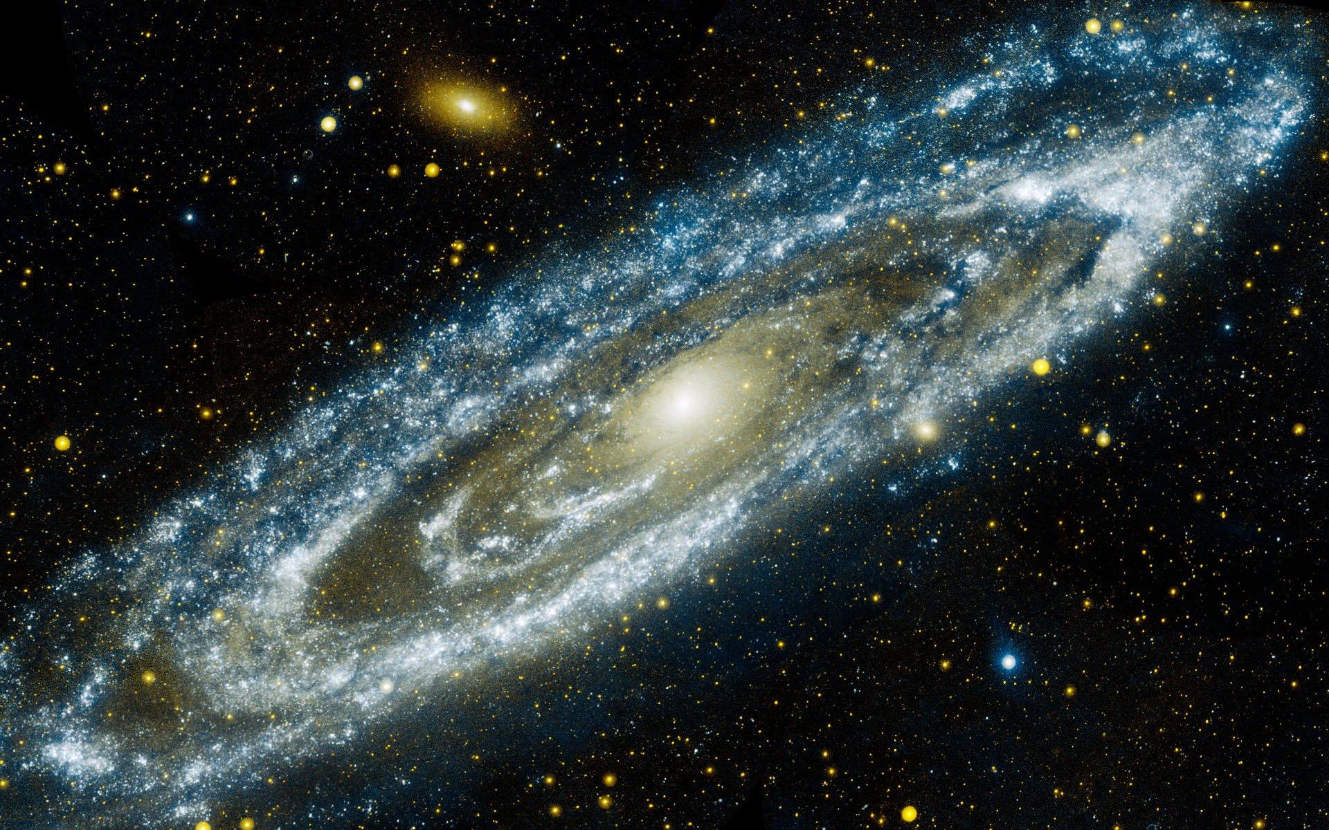 Sci Fi - Galaxy  Wallpaper