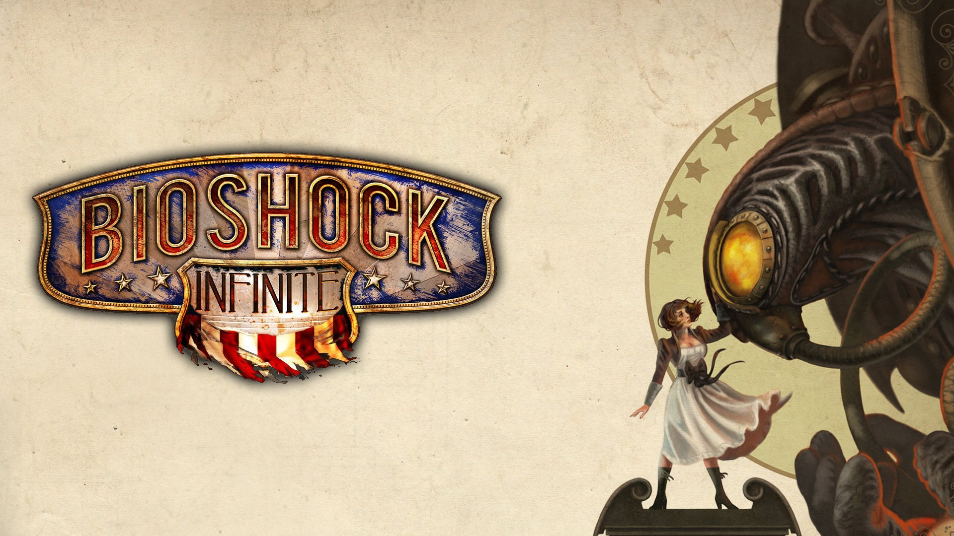 Video Game - Bioshock Infinite  Bioshock Wallpaper