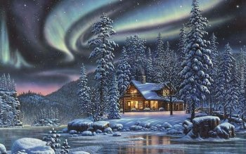Artístico - Winter Wallpapers and Backgrounds ID : 155127