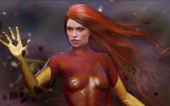 Comics - Phoenix Wallpapers and Backgrounds ID : 155205