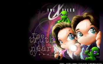Televisieprogramma - The X Files Wallpapers and Backgrounds ID : 15559