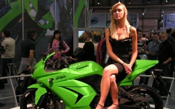 Fahrzeuge - Kawasaki Wallpapers and Backgrounds ID : 155737