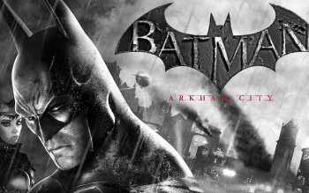 Video Game - Batman Wallpapers and Backgrounds ID : 155807