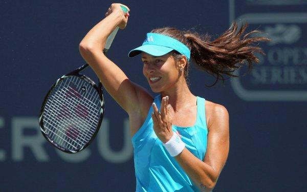 Sports Ana Ivanovic Tennis HD Wallpaper | Background Image