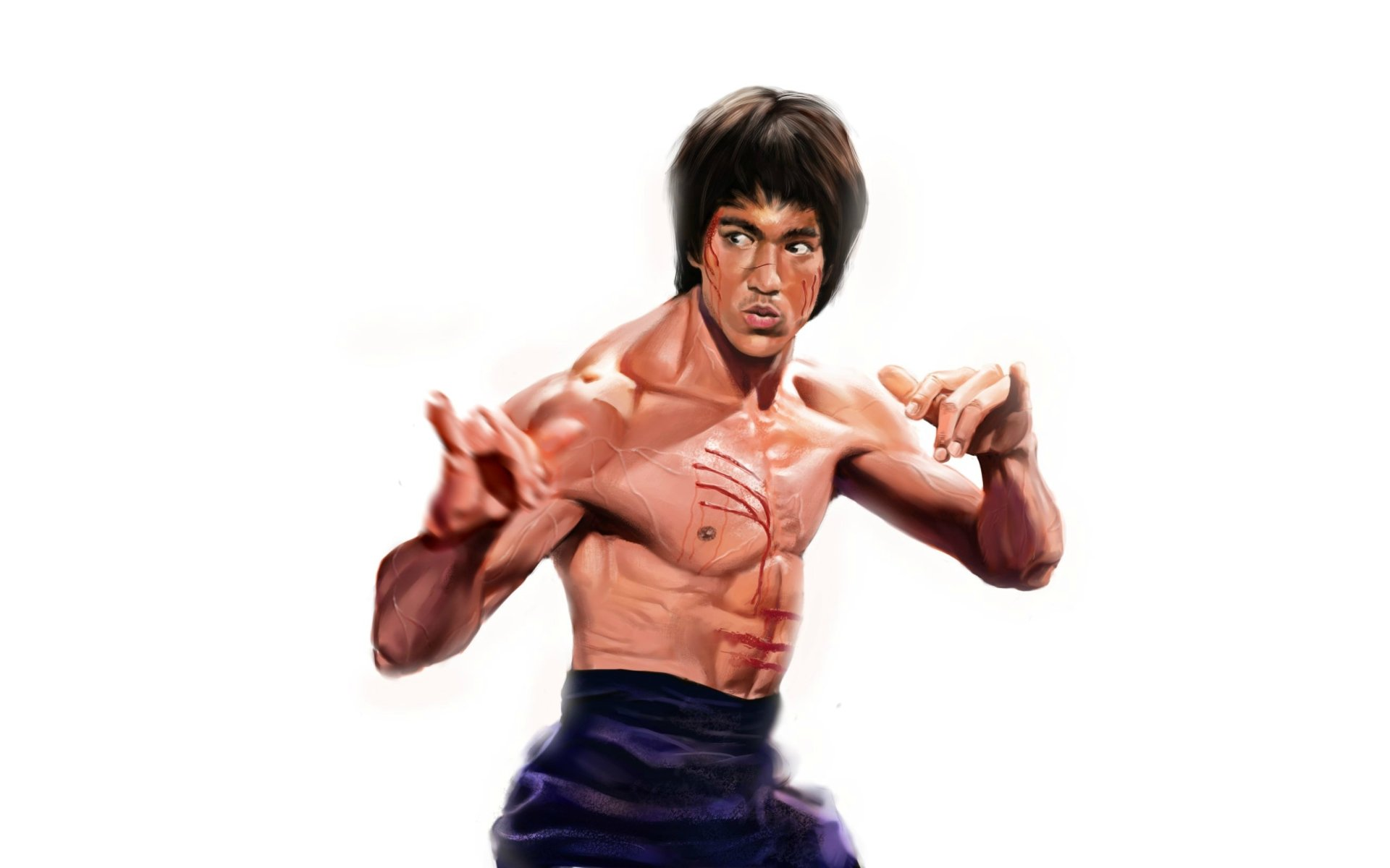 Celebrity - Bruce Lee  Wallpaper